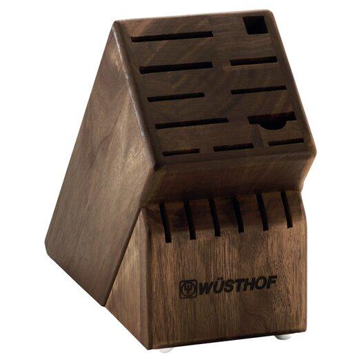 Wusthof 17 Slot Knife Block