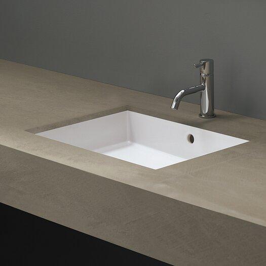Bissonnet Area Boutique Cubic Bathroom Sink