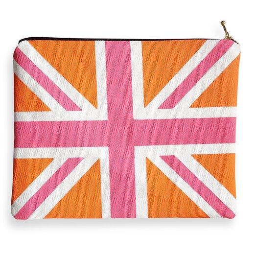 Naked Decor Union Jack Amenity Bag