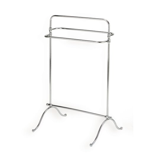 Stilhaus by Nameeks Elite Free Standing Classic Style Towel Holder