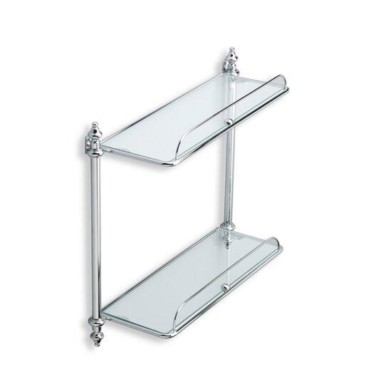 "Stilhaus by Nameeks Elite 17.7"" x 15"" Bathroom Shelf"