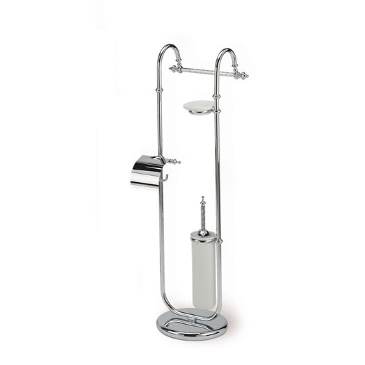 Stilhaus by Nameeks Giunone Free Standing Classic Style Four Function Bathroom Butler
