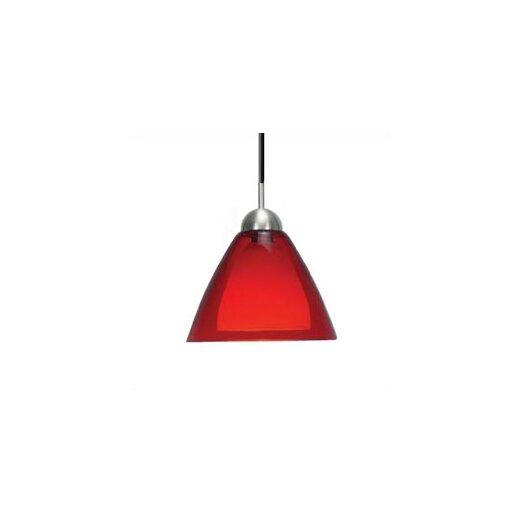 LBL Lighting Dome 1 Light Suspension Mini Pendant