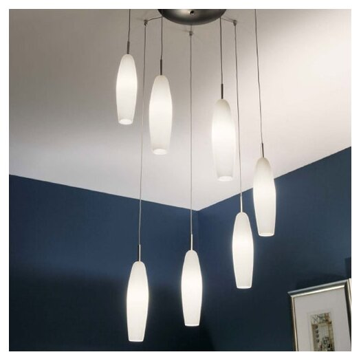LBL Lighting Renee I 1 Light Mini Pendant