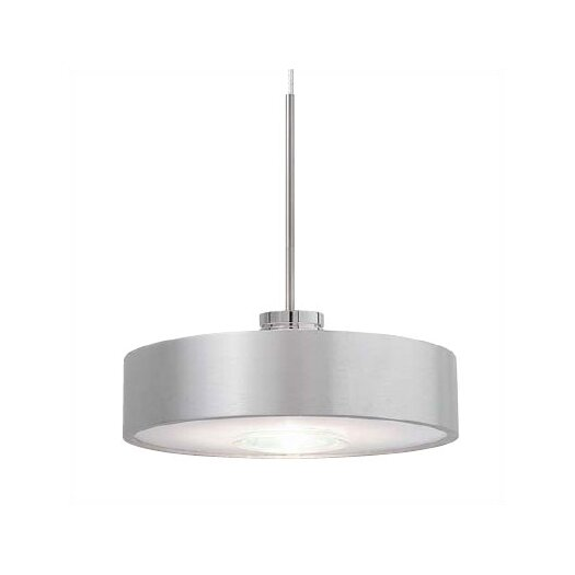 LBL Lighting Hover 1 Light Mini Drum Pendant