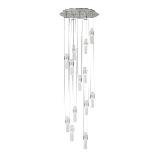 LBL Lighting 13 Light Pendant