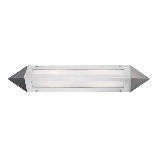 LBL Lighting Futura 1 Light Outdoor Wall Sconce