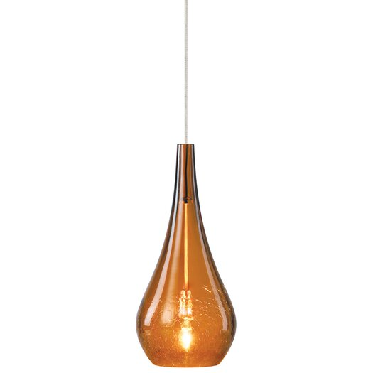 LBL Lighting Seguro 1 Light Pendant