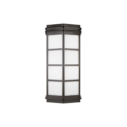 LBL Lighting Modular New York Small Outdoor Wall Light