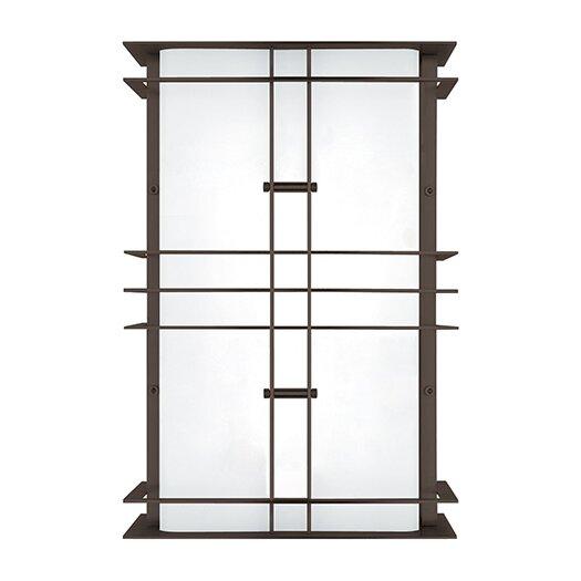 LBL Lighting Modular Industrial Small Outdoor Wall Light