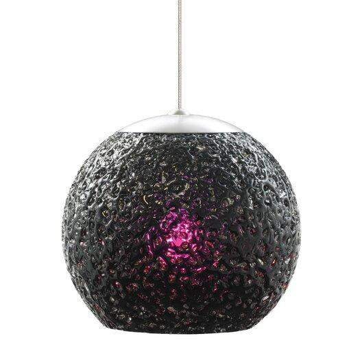 LBL Lighting Rock 1 Light Mini Pendant
