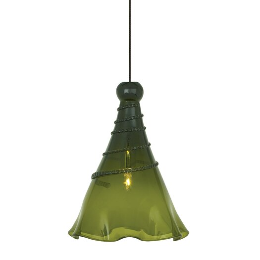 LBL Lighting Allie 1 Light Pendant