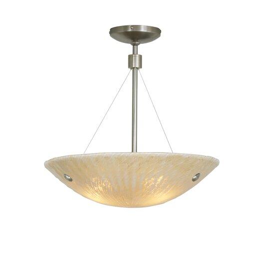 LBL Lighting Ambra Inverted Pendant