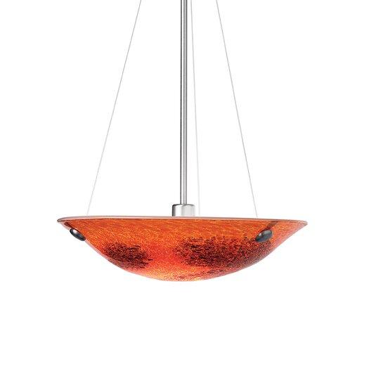 LBL Lighting Veneto 1 Light Inverted Pendant