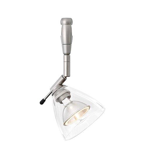 LBL Lighting Dome-I 1 Light Freejack Track Mini Pendant