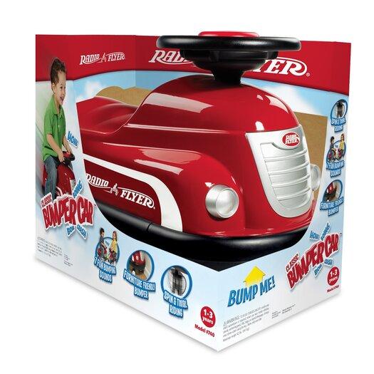 Radio Flyer Classic Bumper Push Car
