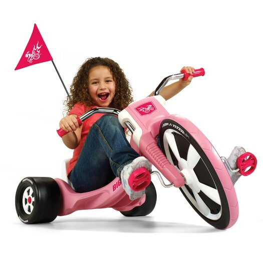 Radio Flyer Girl's Big Flyer in Pink