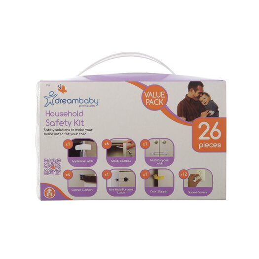 Dreambaby Home Safety Kit