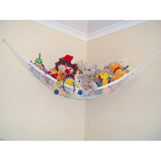 Dreambaby Toy Storage Hammock with Bonus Chain