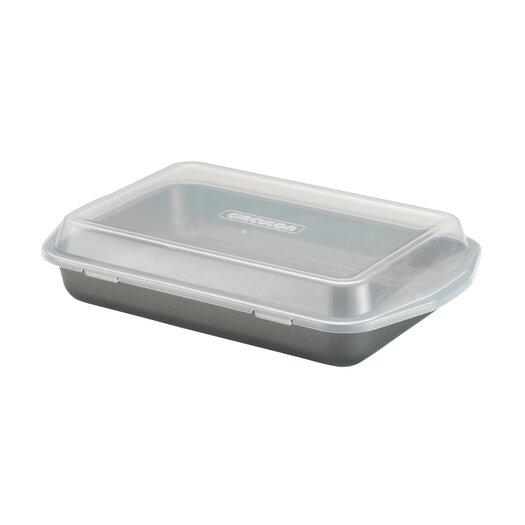 "Circulon Bakeware 9"" x 13"" Cake Pan with Lid"