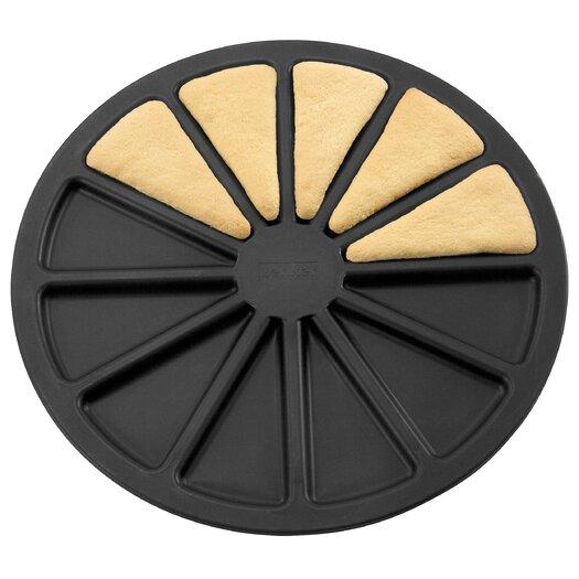 Frieling Zenker Triangles and Tiramisu Baking Pan, Nonstick