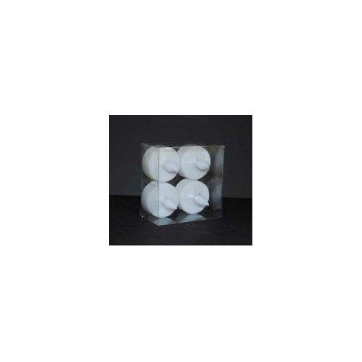 Westinghouse Solar Lighting 4-Piece Spectrum Tea Light Set