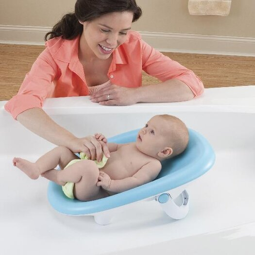 Safety 1st Comfy Cushy Infant Bath Cradle