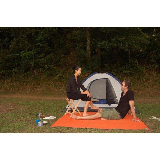 CGear Sand Free Multimat CGear Sand Free Orange Outdoor Area Rug