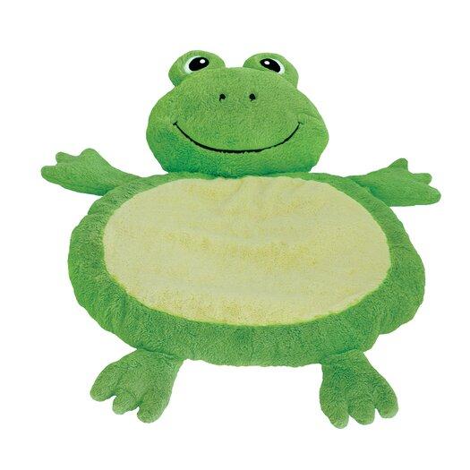 Bestever Baby Mat with Frog in Green
