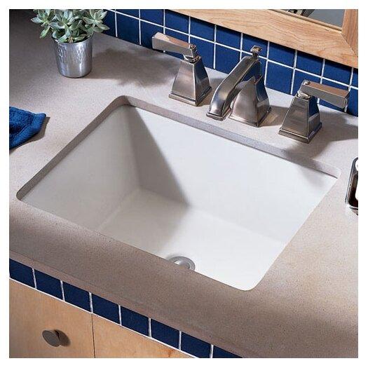 "American Standard Boulevard 6"" Undermount Bathroom Sink"