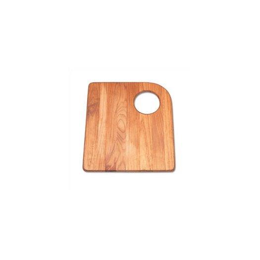 "Blanco Wave 15"" Wide Wood Cutting Board"