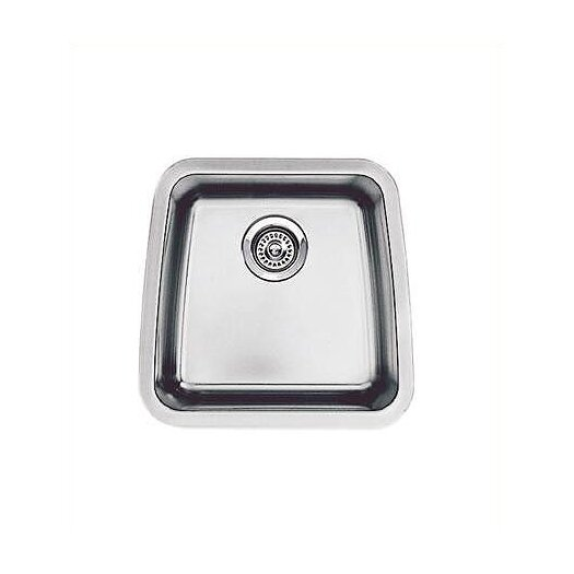 "Blanco Performa 17.5"" x 17"" Small Bar Kitchen Sink"