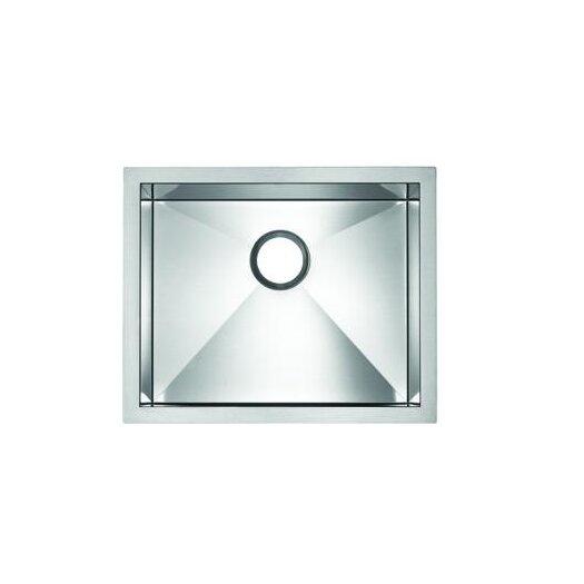 Blanco Precision Microedge Single Bowl Kitchen Sink