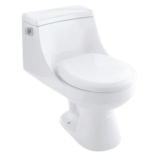 Schon Round 1 Piece Toilet
