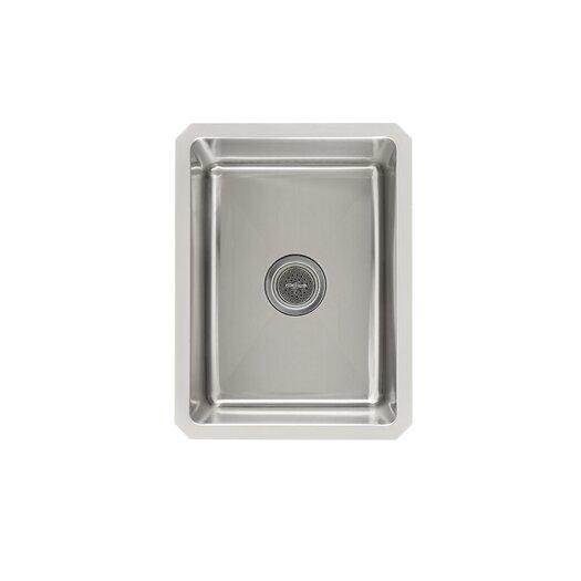 Schon Single Bowl Zero Radius Bar Sink