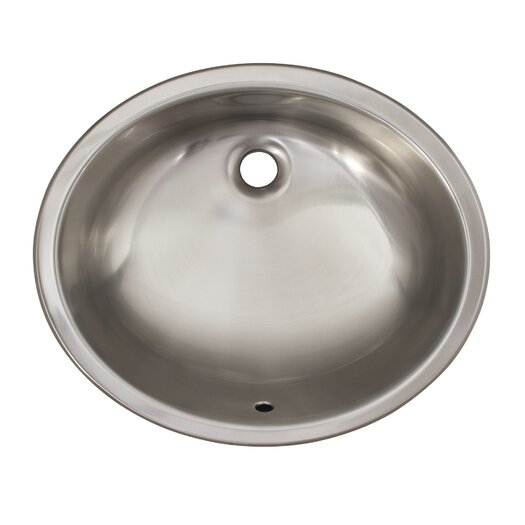 Schon Single Bowl Vanity Bathroom Sink