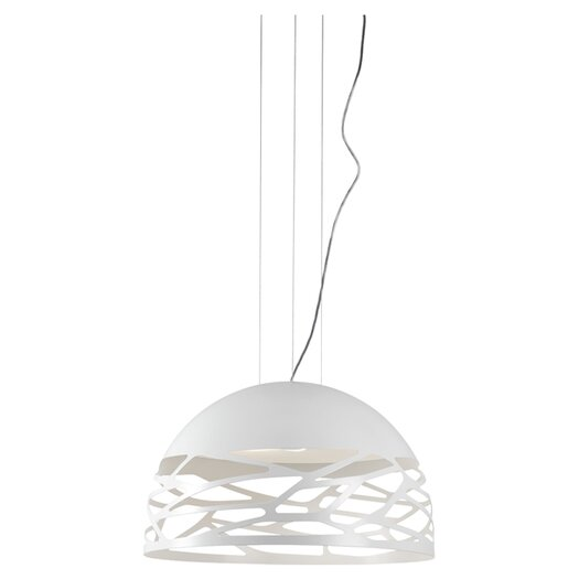 Studio Italia Design Kelly Half-Sphere Laser Cut Pendant