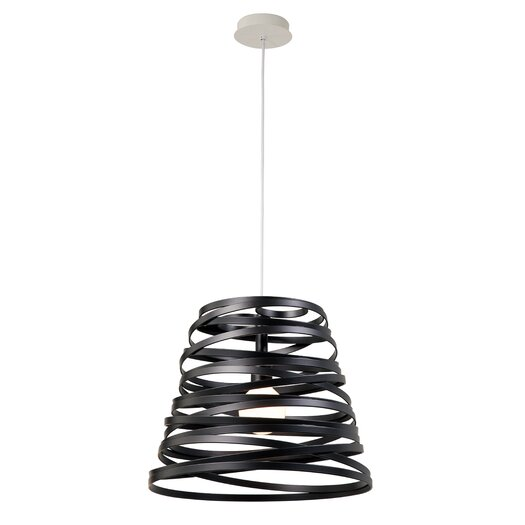 Studio Italia Design Curl My Light Large Handmade Metal Pendant