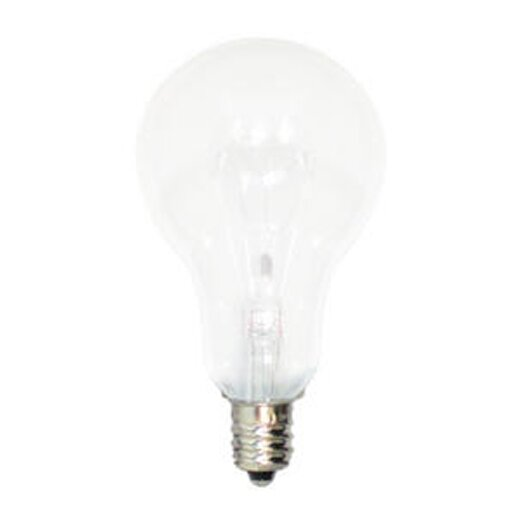 Bulbrite Industries Candelabra 60W Frosted 130-Volt (2700K) Incandescent Light Bulb