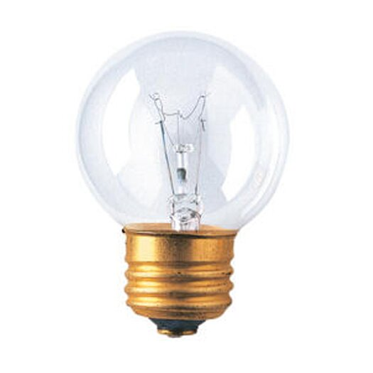 Bulbrite Industries Candelabra 25W 130-Volt (2700K) Incandescent Light Bulb