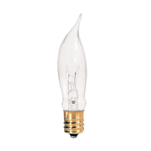 Bulbrite Industries Dimmable 7.5W 130-Volt (2700K) Incandescent Light Bulb