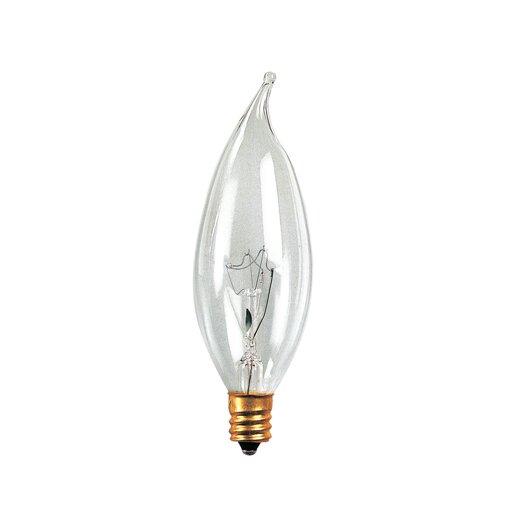 Bulbrite Industries Dimmable 10W 130-Volt (2700K) Incandescent Light Bulb