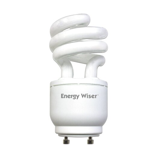 Bulbrite Industries Dimmable 13W 120-Volt (2700K) Compact Fluorescent Light Bulb