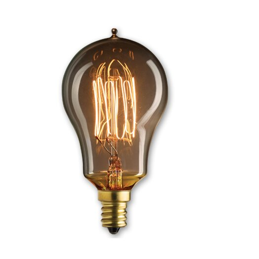 Bulbrite Industries Nostalgic Edison 25W Incandescent Light Bulb