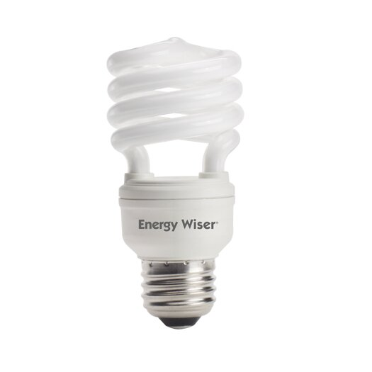 Bulbrite Industries Super Mini 13W 120-Volt Fluorescent Light Bulb