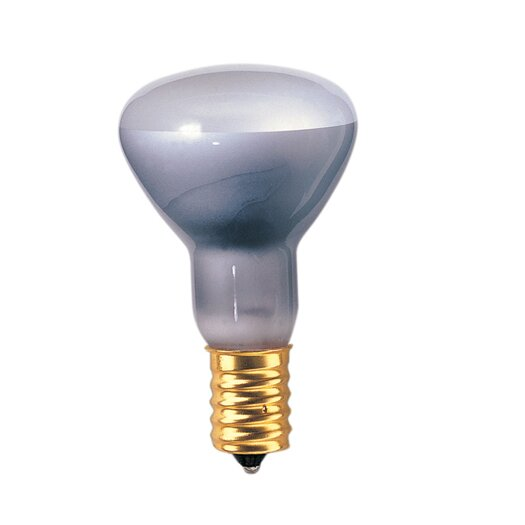 Bulbrite Industries European 40W Grey (2600K) Incandescent Light Bulb