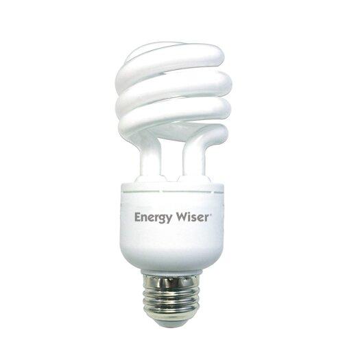 Bulbrite Industries Dimmable 120-Volt (2700K) Compact Fluorescent Light Bulb