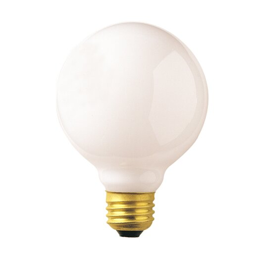 Bulbrite Industries 25W Frosted (2700K) Incandescent Light Bulb