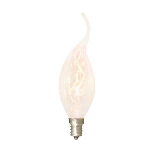 Bulbrite Industries Nostalgic Edison Amber 120-Volt Incandescent Light Bulb