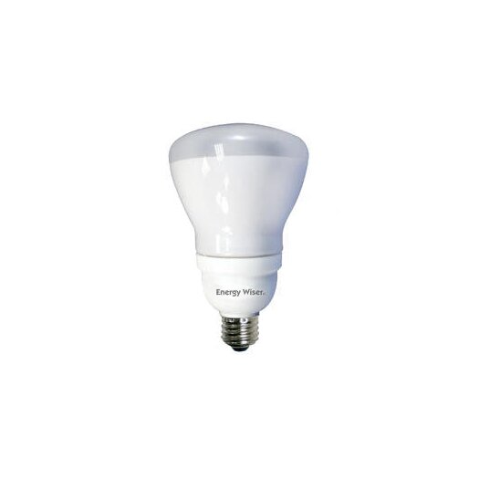 Bulbrite Industries 15W 120-Volt (2700K) Compact Fluorescent Light Bulb